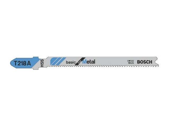 Brzeszczot T218A 5szt. 2608631032 Bosch