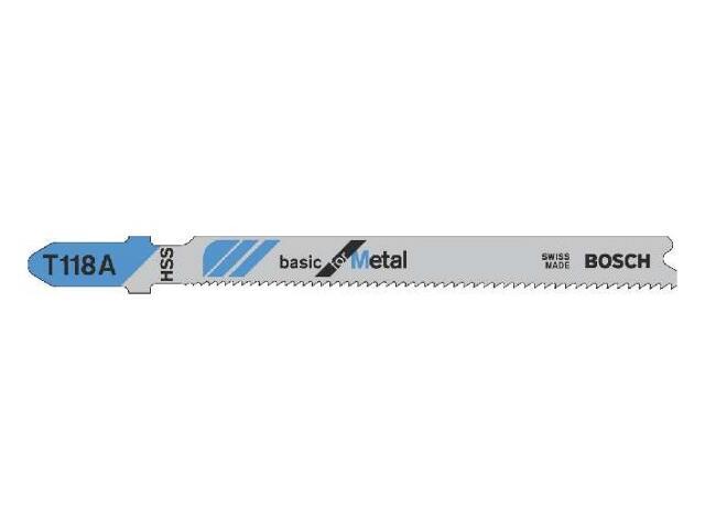 Brzeszczot T118A 3szt. 2608631507 Bosch