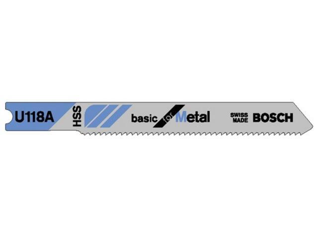 Brzeszczot U118A 3szt. 2608631511 Bosch