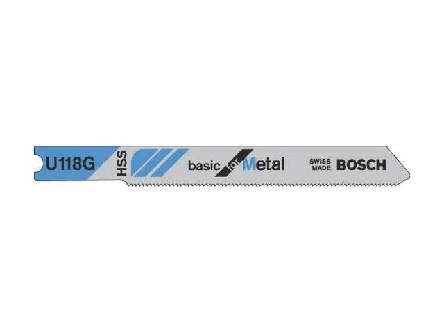Brzeszczot U118G 3szt. 2608631770 Bosch