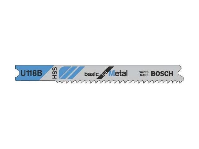 Brzeszczot U118B 3szt. 2608631771 Bosch