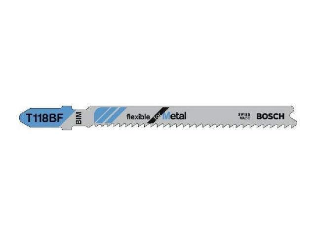 Brzeszczot T118BF 25szt. 2608634992 Bosch