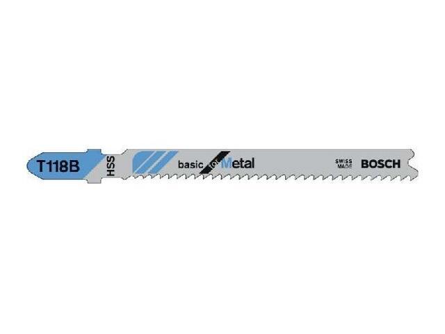 Brzeszczot T118B 25szt. 2608638471 Bosch