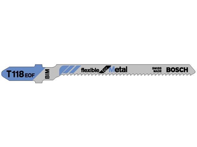 Brzeszczot T118 EOF 3szt. 2608636231 Bosch