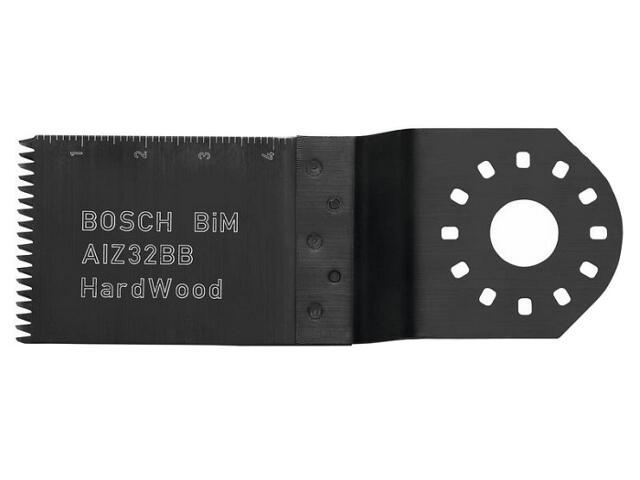 Brzeszczot do cięcia wgłębnego AIZ 32 BB Hard Wood BIM 2608661645 Bosch