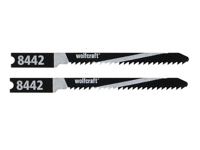 Brzeszczoty WF8442000 2szt Wolfcraft