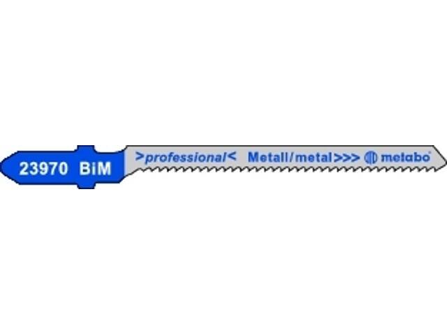 Brzeszczot do wyrzynarki BiM 57/1,5mm 5szt. Metabo