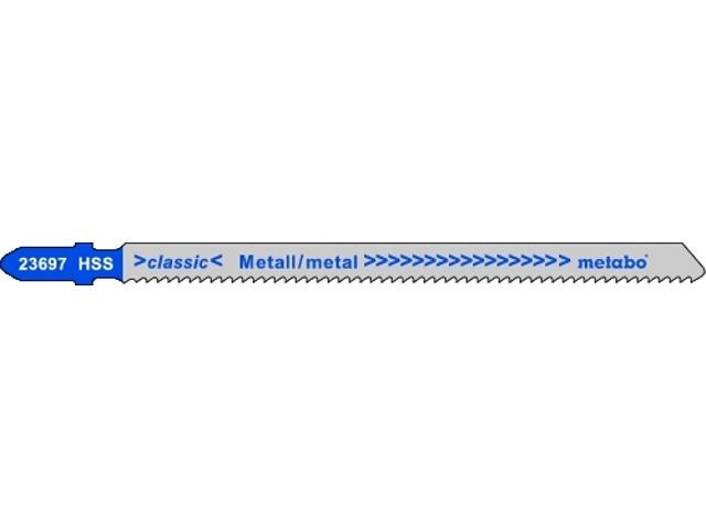 Brzeszczot do wyrzynarki HSS 106/2mm 5szt. Metabo