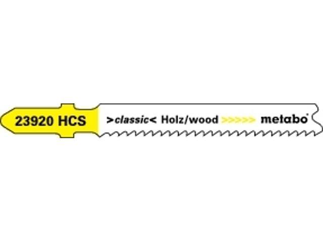 Brzeszczot do wyrzynarki HCS Progressive 66/1,1 Metabo