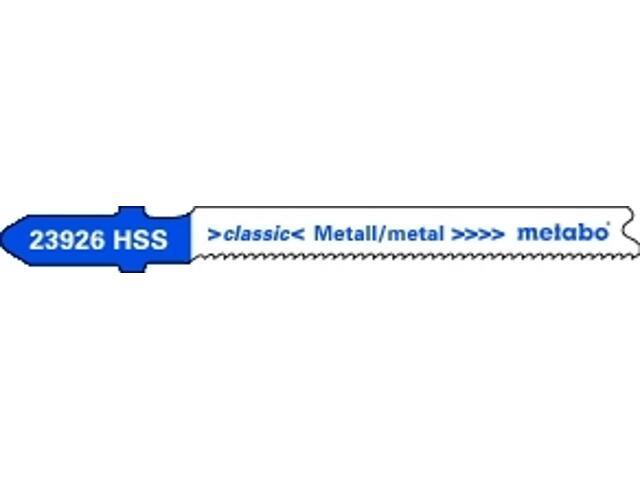 Brzeszczot do wyrzynarki HSS Progressive 66/1,1 5szt. 623926000 Metabo
