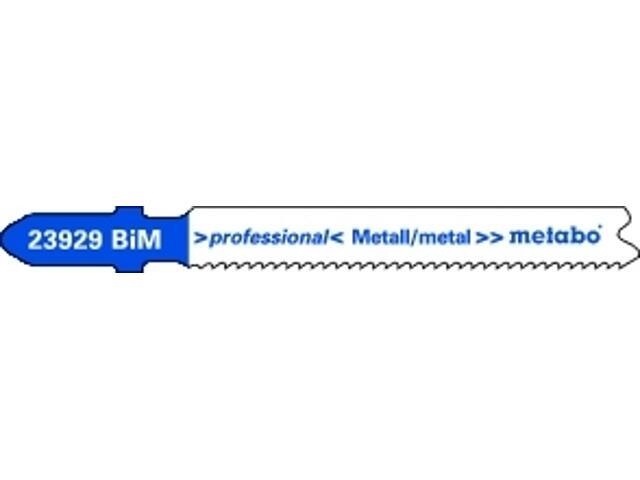 Brzeszczot do wyrzynarki BiM Progressive 66/1,9 Metabo