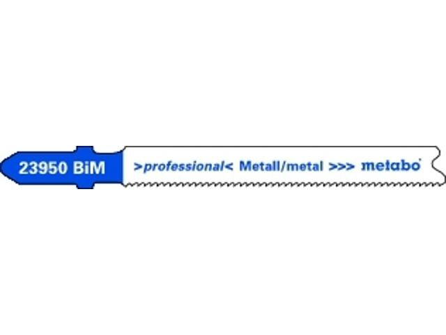 Brzeszczot do wyrzynarki BiM Progressive 66/1,10 Metabo