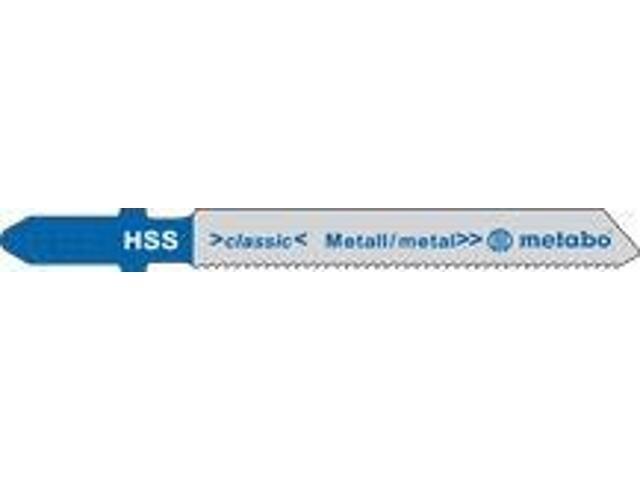Brzeszczot do wyrzynarki 26637 50/1,2mm 25szt. Metabo