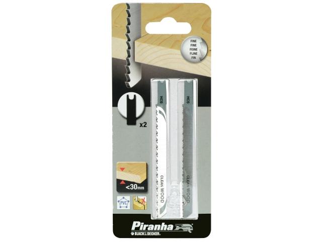 Brzeszczot do wyrzynarki HCS 100/75 typ U X21013 Piranha