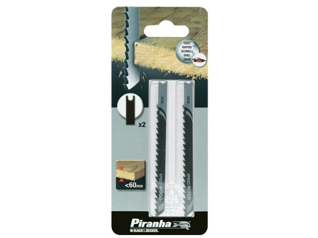 Brzeszczot do wyrzynarki HCS 100/75 typ U X21203 Piranha