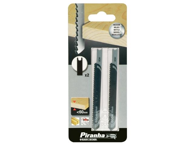 Brzeszczot do wyrzynarki HCS 100/75 typ T X21063 Piranha