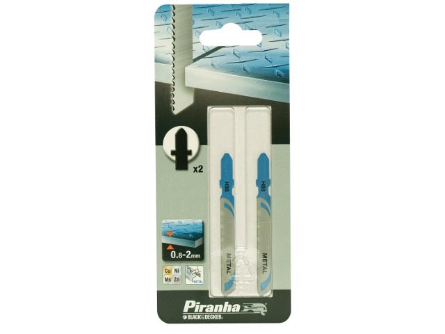 Brzeszczot do wyrzynarki HSS 76/50 typ T X22163 Piranha
