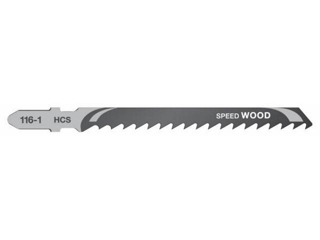 Brzeszczot do wyrzynarki HCS do drewna 100x68mm DT2166 DeWALT