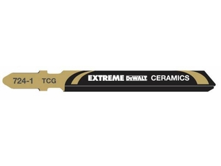 Brzeszczot do wyrzynarki do specmateriałów 76x50mm DeWALT