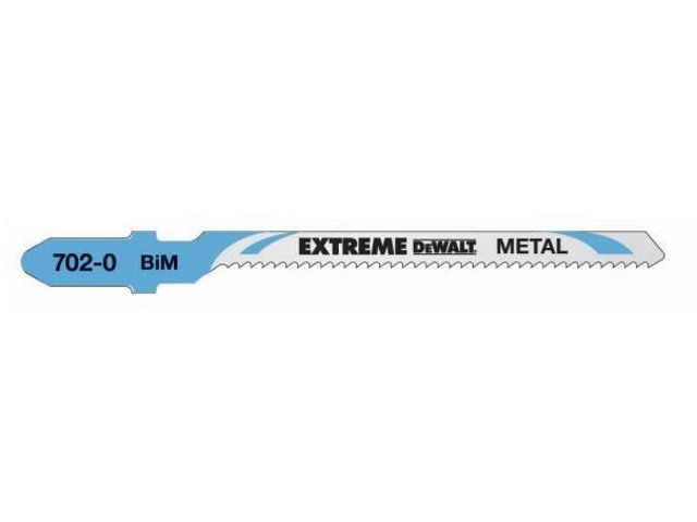 Brzeszczot do wyrzynarki HSS do metalu 82mm DeWALT