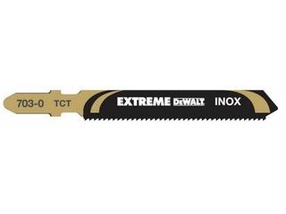 Brzeszczot do wyrzynarki do specmateriałów 82x55mm DeWALT