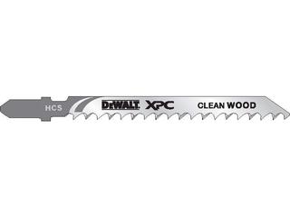 Brzeszczot do wyrzynarki XPC do drewna 100mm 20szt. DT2212 DeWALT