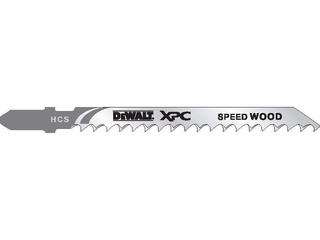 Brzeszczot do wyrzynarki XPC do drewna 100mm 20szt. DT2214 DeWALT