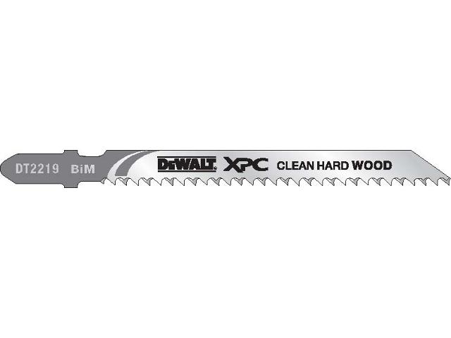 Brzeszczot do wyrzynarki XPC do drewna 100mm 3szt. DT2219 DeWALT