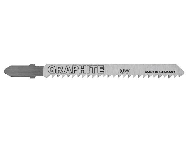 Brzeszczot do wyrzynarki CV Laser Tec 75x100mm 5szt. Graphite