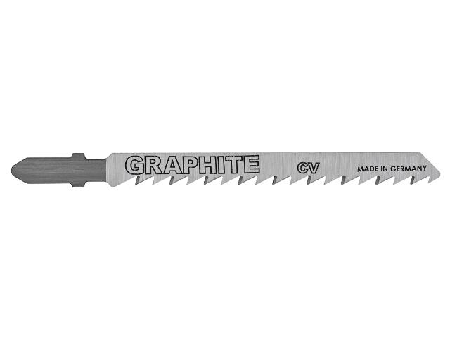 Brzeszczot do wyrzynarki CV 75x100mm 5szt. 57H761 Graphite