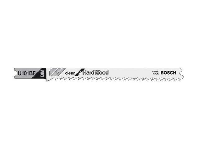 Zestaw brzeszczotów Clean for Hard Wood U 101 BF 2608636236 Bosch