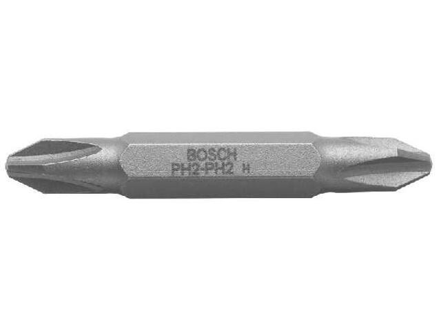Końcówka wkrętakowa podwójna PH2 - PH2 EH 2607001740 Bosch