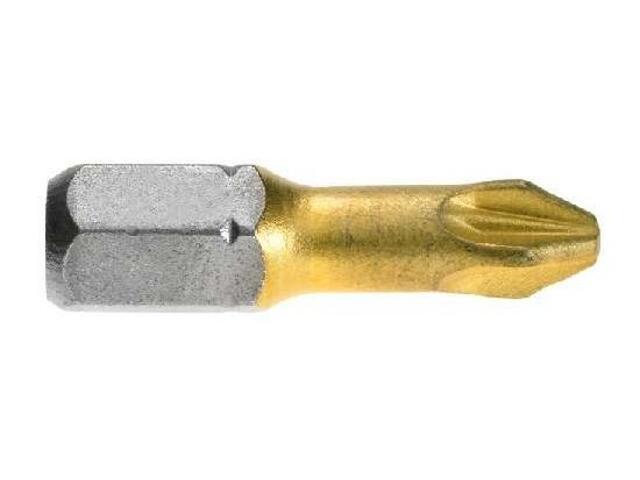 Końcówka wkrętakowa PZ2 MAXG 25szt. 2607002491 Bosch