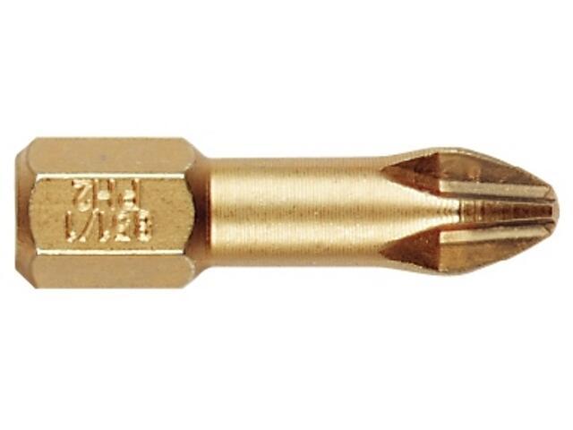 Końcówka wkrętakowa Diamant 25mm Ph2 25szt. Metabo