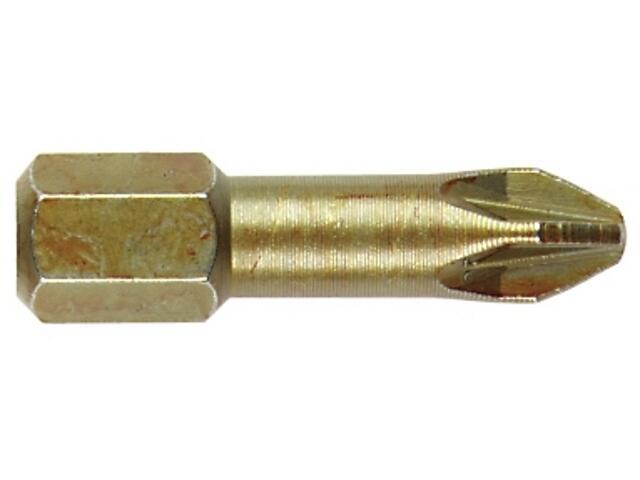 """Końcówka wkrętakowa Pozidriv 1/4"""" 25mm rozm.3 25szt. Metabo"""