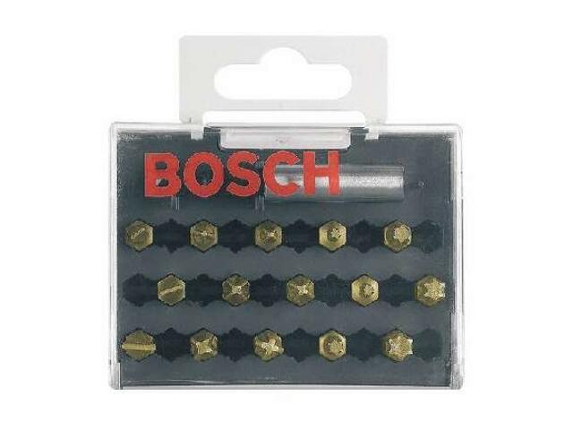 Zestaw bitów MAXG SET mieszane 16szt. 2607001929 Bosch