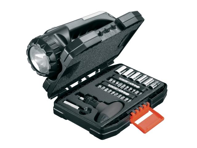 Zestaw bitów A7141 35szt. Black&Decker