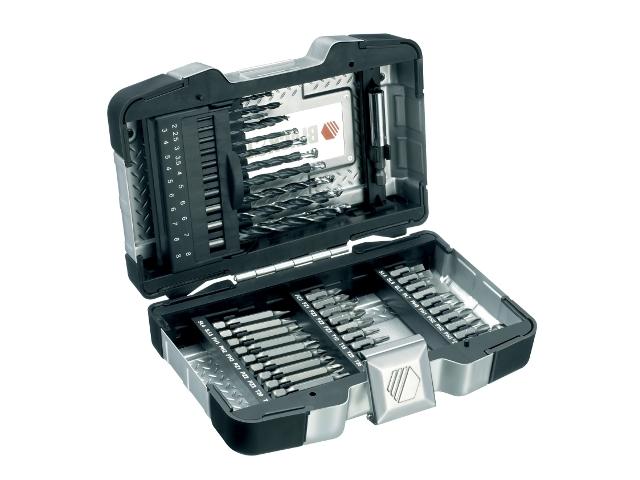 Zestaw bitów A7158 50szt. z wiertłami Black&Decker