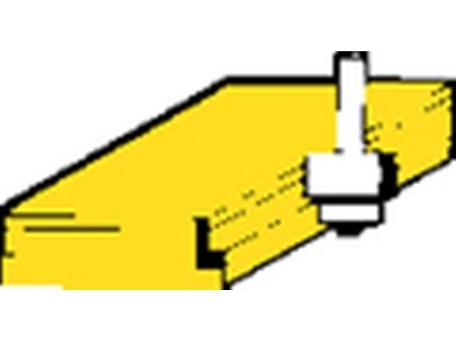 Frez do wręgów HM 31,7x12,7 Metabo