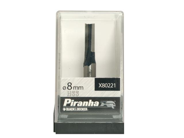 Frez do wpustów 6x16/49mm Piranha
