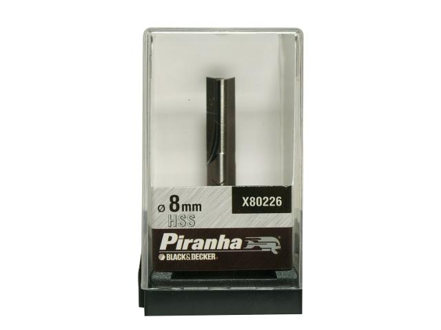 Frez do wpustów 8x19/49mm Piranha