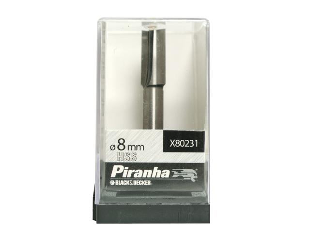 Frez do wpustów 10x20/49mm Piranha