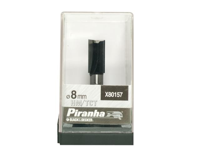 Frez do wpustów 10x19/48mm Piranha