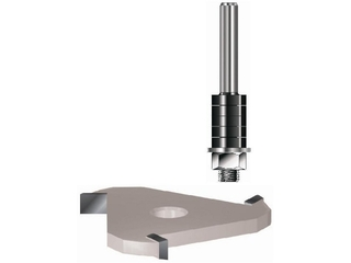 Frez rowkowy do wpustów 8mm DR2501 DeWALT