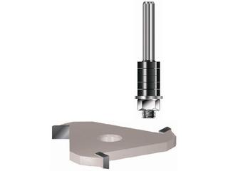 Frez rowkowy do wpustów 8mm DR2502 DeWALT