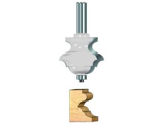 Frez kształtowy z łożyskiem 8mm DR4101 DeWALT
