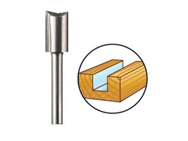 Frez profilowy prosty do drewna 6,4mm /hss/ Dremel