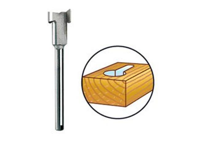 Frez profilowy do otworów w drewnie 8,0mm /hss/ Dremel