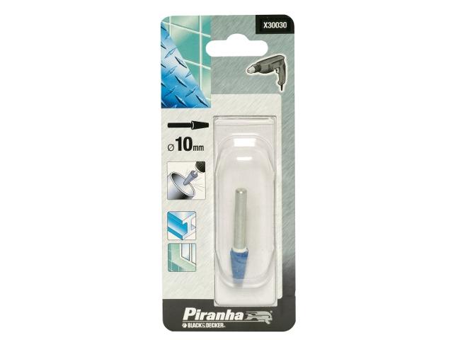 Trzpień szlifierski stożkowy 6mm Piranha