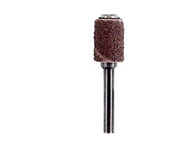 Taśmy szlifierskie i trzpienie do szlifowania gruboziarniste 6,4mm 2szt. Dremel